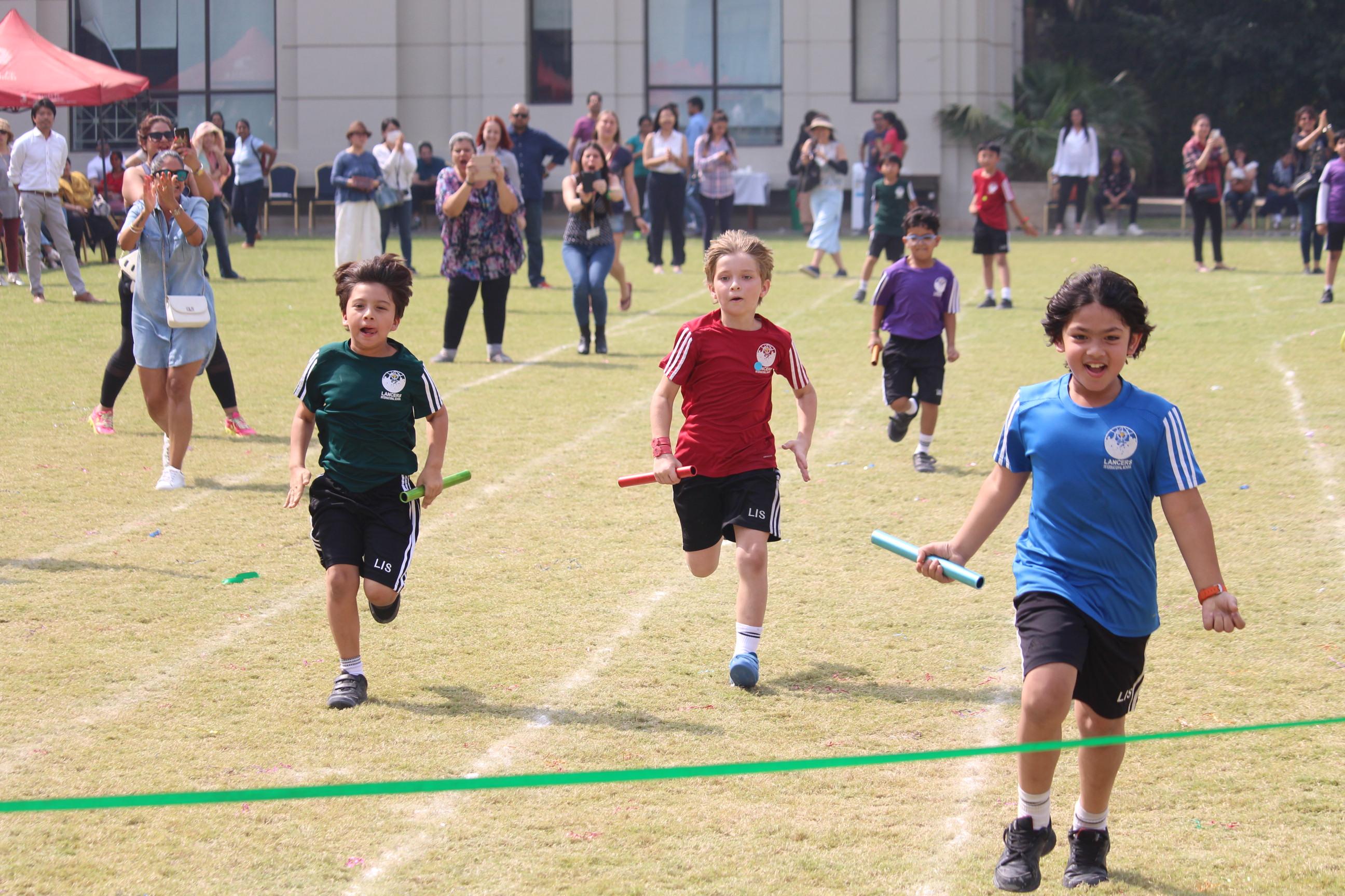 PYP Sports Day