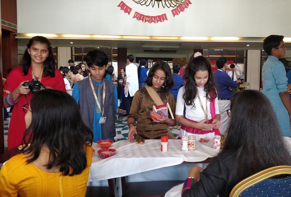 Diwali bazar