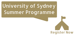 University of Sydney Summer Programme - Register now